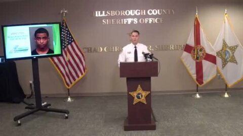 Hillsborough Sheriff gives update on shooting of 14-year-old