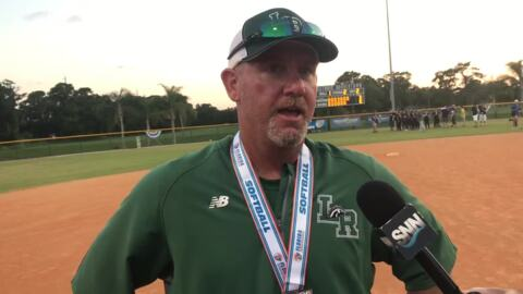 Lakewood Ranch's historic quest comes up short. One inning costs Mustangs state title