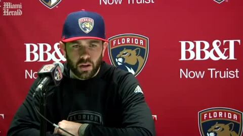 """Obviously getting the win is important, being able to contribute,"" Yandle said."