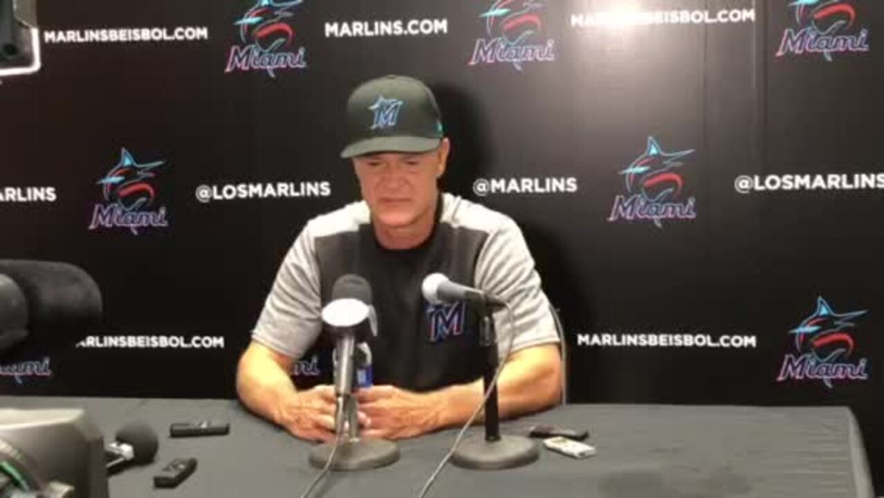 'I don't think I've ever been through anything quite like this': A look at Marlins' woes