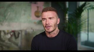 Beckham talks about the importance of hosting the World Cup
