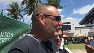 UM defensive line coach happy with career move to Miami Hurricanes