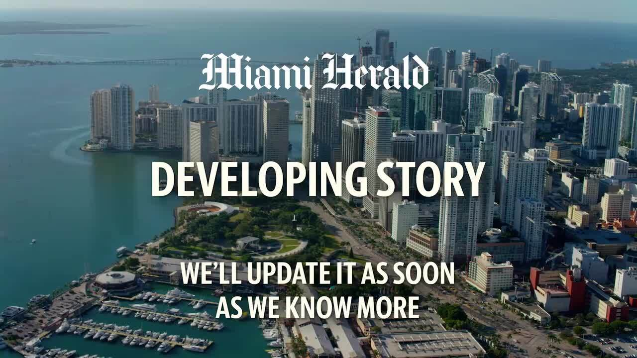 Pedestrian struck by dump truck in Miami has died, cops say