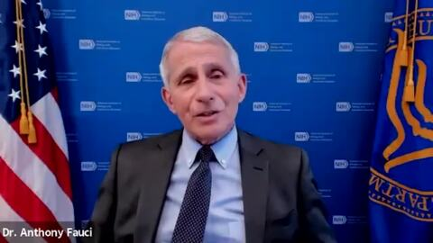 What will it take to end COVID? Dr. Fauci has an idea