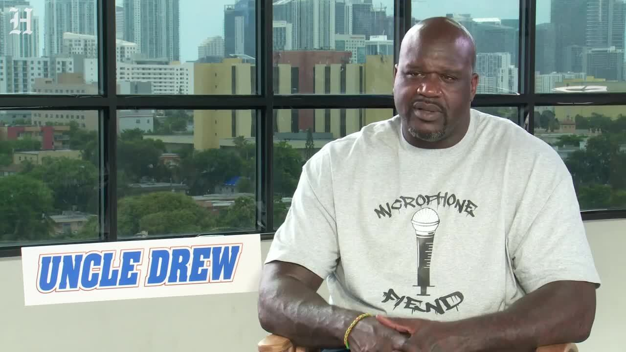 Hoe groot is Shaquille o Neal penis