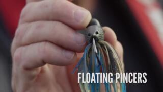 Fishing with the LIVETARGET Hollow Body Craw lure