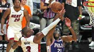 Dwyane Wade on what Heat mindset must be in Game 5