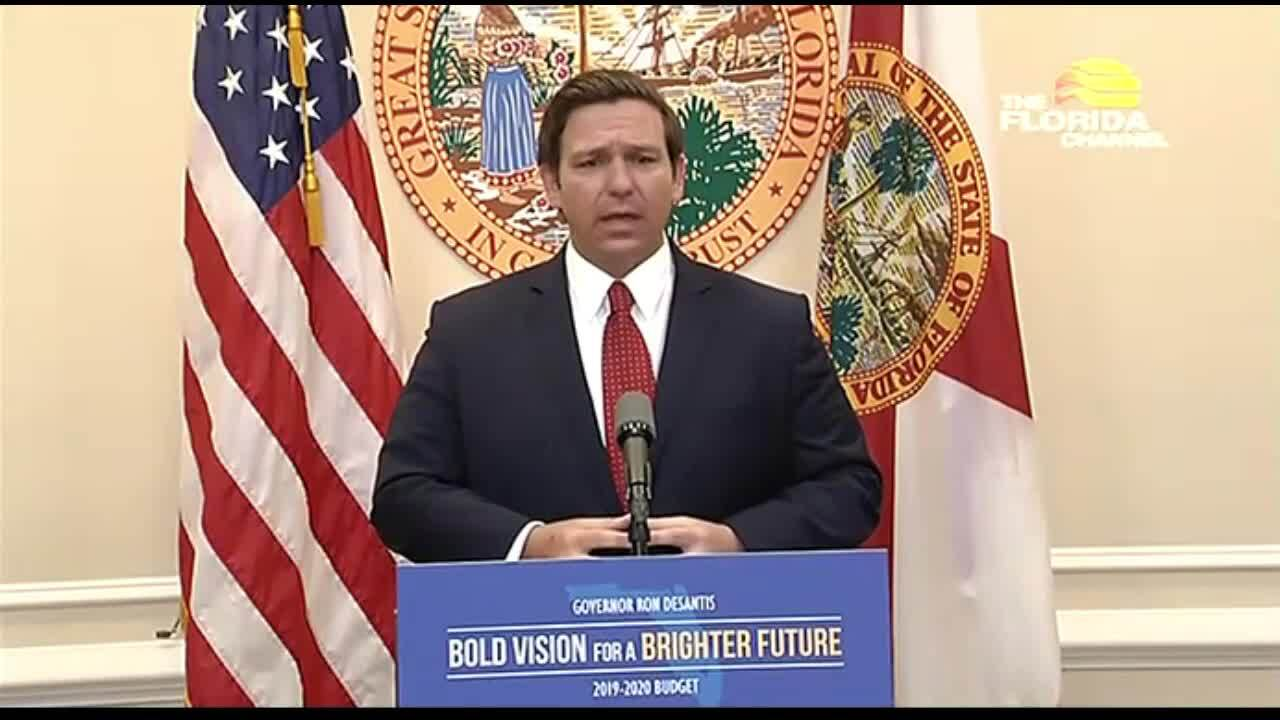 Florida Governor Is Signing K 12 Public >> Desantis Wants Florida To Replace Common Core Curriculum Miami Herald