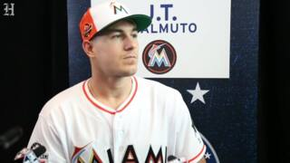 Realmuto focused on being a Marlin, but 'not opposed' to trade talks