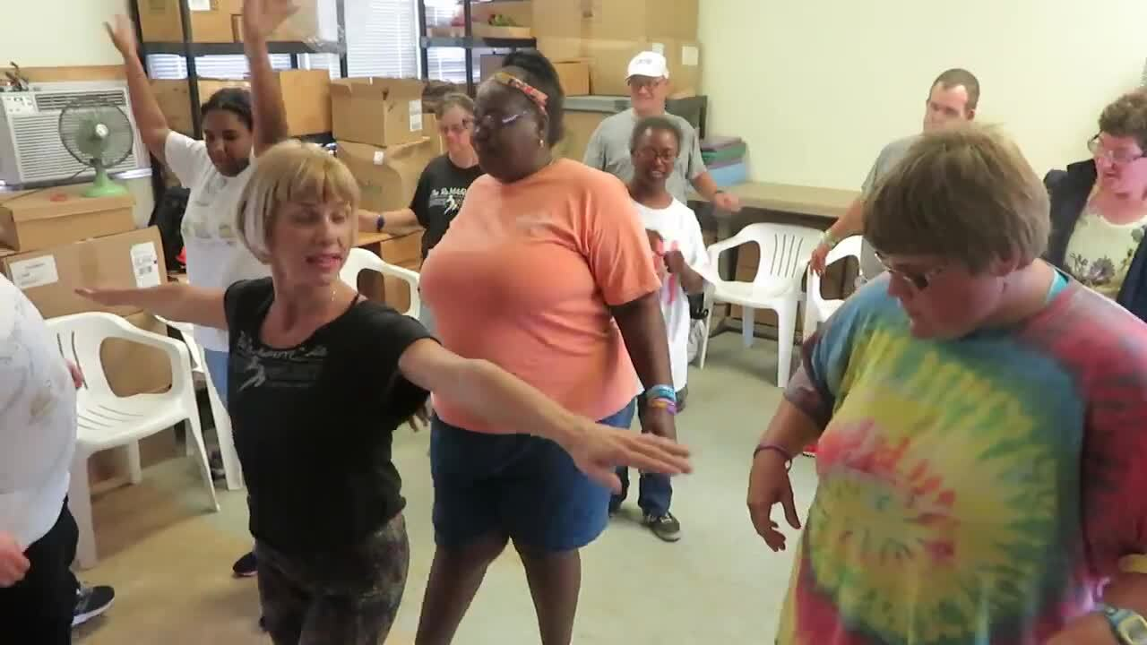 'They're angels on Earth.' These Key West adults with developmental delays are ready to dance