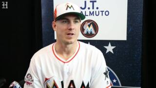 What's the one thing J.T. Realmuto would change about the MLB?