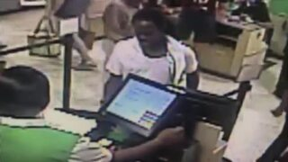 Miami police search for wallet thief