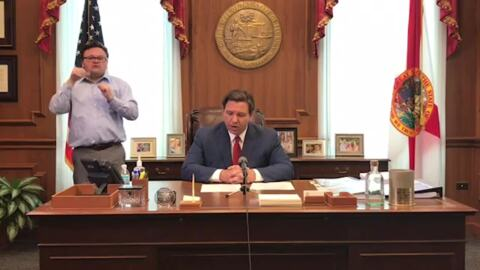 Civil rights leaders to DeSantis: Don't allow state to withhold care from disabled