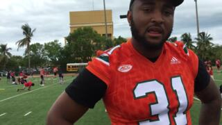 UM's Demetrius Jackson expects the Canes to meet Clemson again in ACC title game