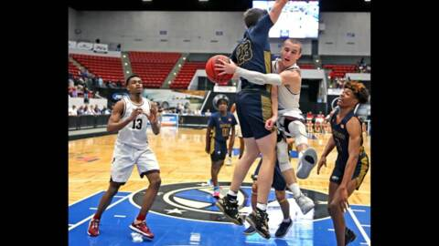 Pembroke Pines Charter basketball heads to first state championship with win vs. Naples
