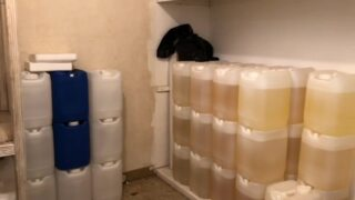 Police find gasoline jugs inside apartment of man who threatened to burn down Miami Beach condo building