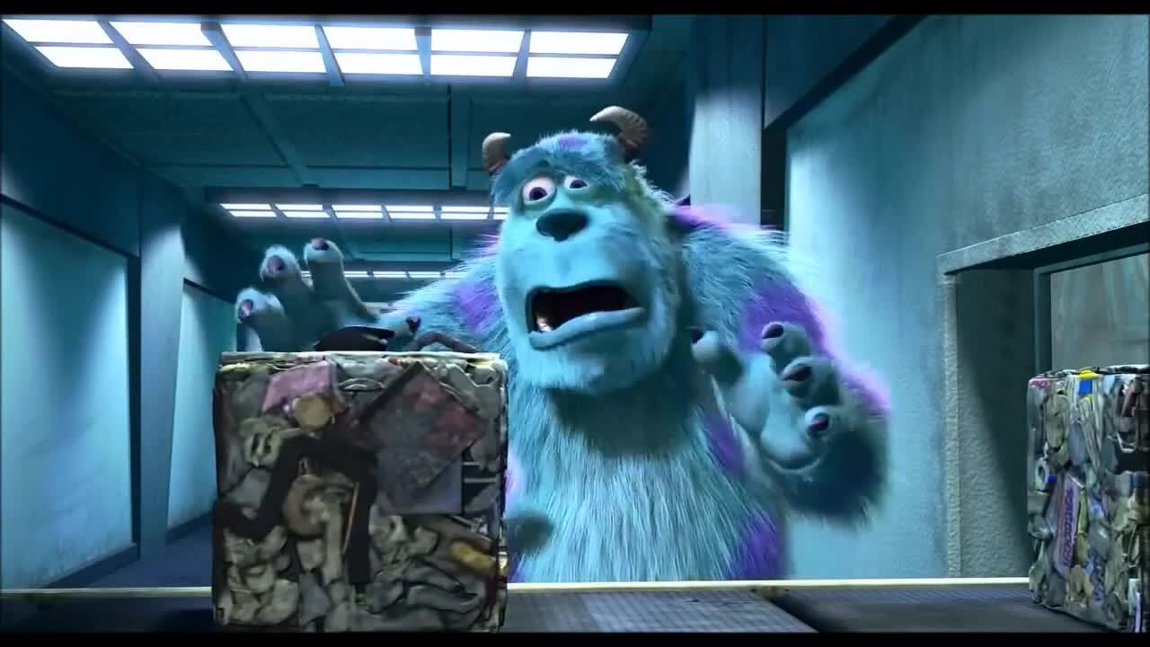Monsters Inc  Fans Work Out Meaning Behind '23-19' Emergency