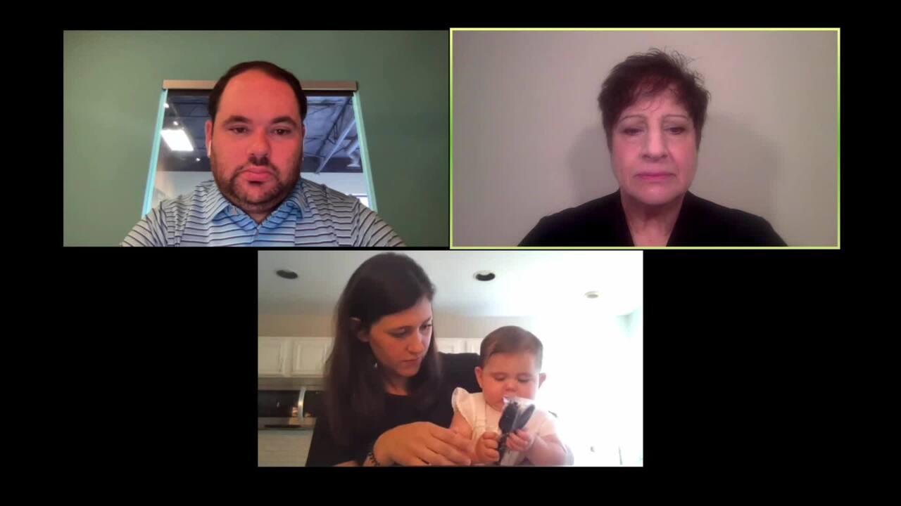 Caroline- Aural Rehabilitation After Cochlear Implant Session 1