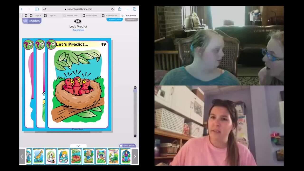 Julia- Telehealth Session 2