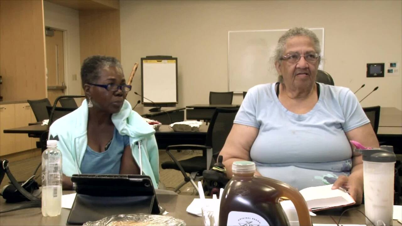 Adult Book Club- Aphasia Group Final Session #9