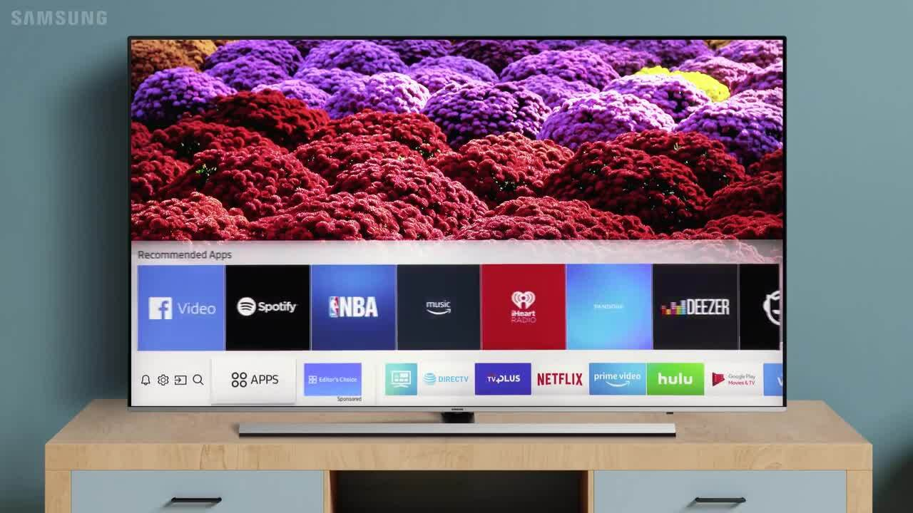 Television: Connect your TV to a Wired Network | Samsung