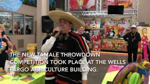 And the winner of the inaugural Tamale Throwdown Competition at The Big Fresno Fair is .......