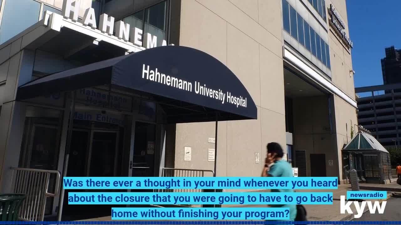 To avoid deportation, Hahnemann international residents