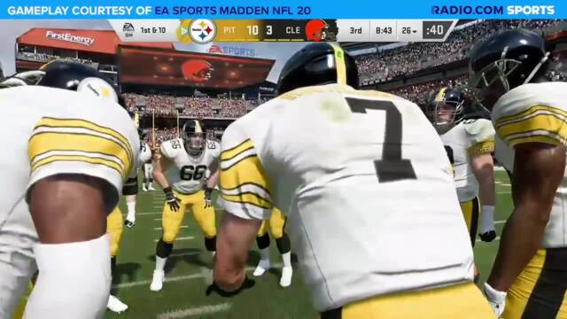 Madden 20 Sim Otto Graham Leads Browns Over Steelers Greats Get josh potter's contact information, age, background check, white pages, photos, relatives, social networks, resume & professional records. steelers legends and browns legends battle in wild madden 20 simulation