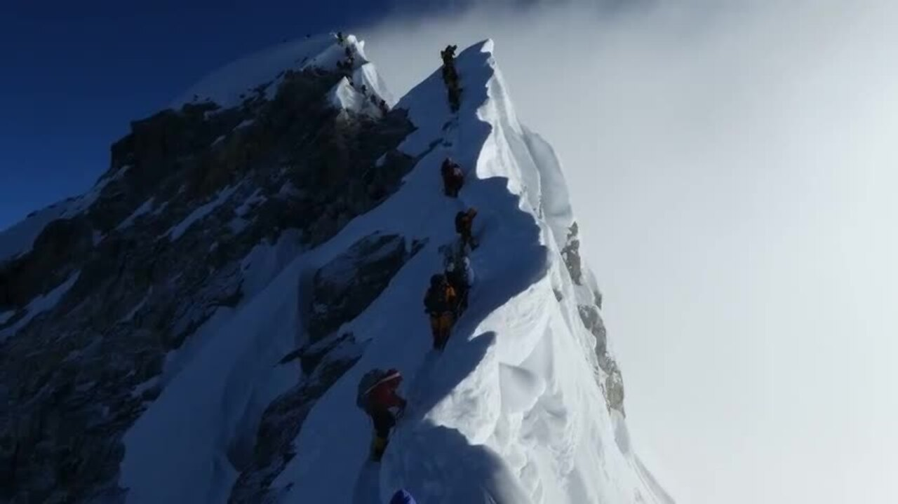 Chicago Man Talks About His Summit To Mt  Everest | WBBM-AM