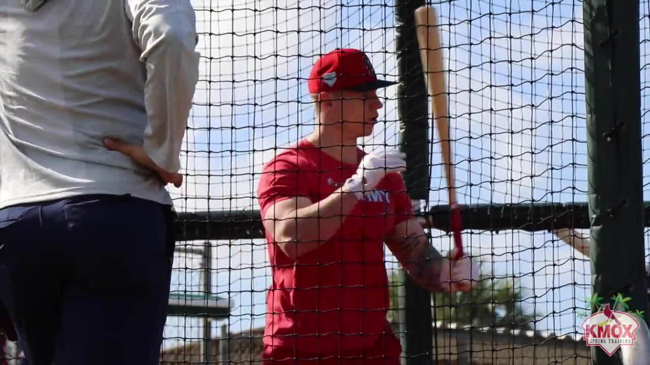 4772e5d16 Early reporting by Cardinals to spring training is sign of excitement for  2019 season | KMOX-AM