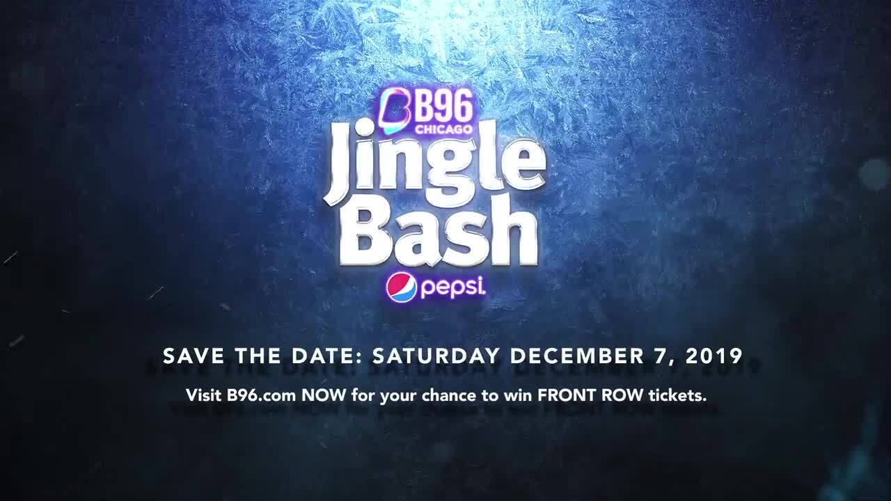 Enter To Win FRONT ROW Tickets To The B96 Pepsi Jingle Bash