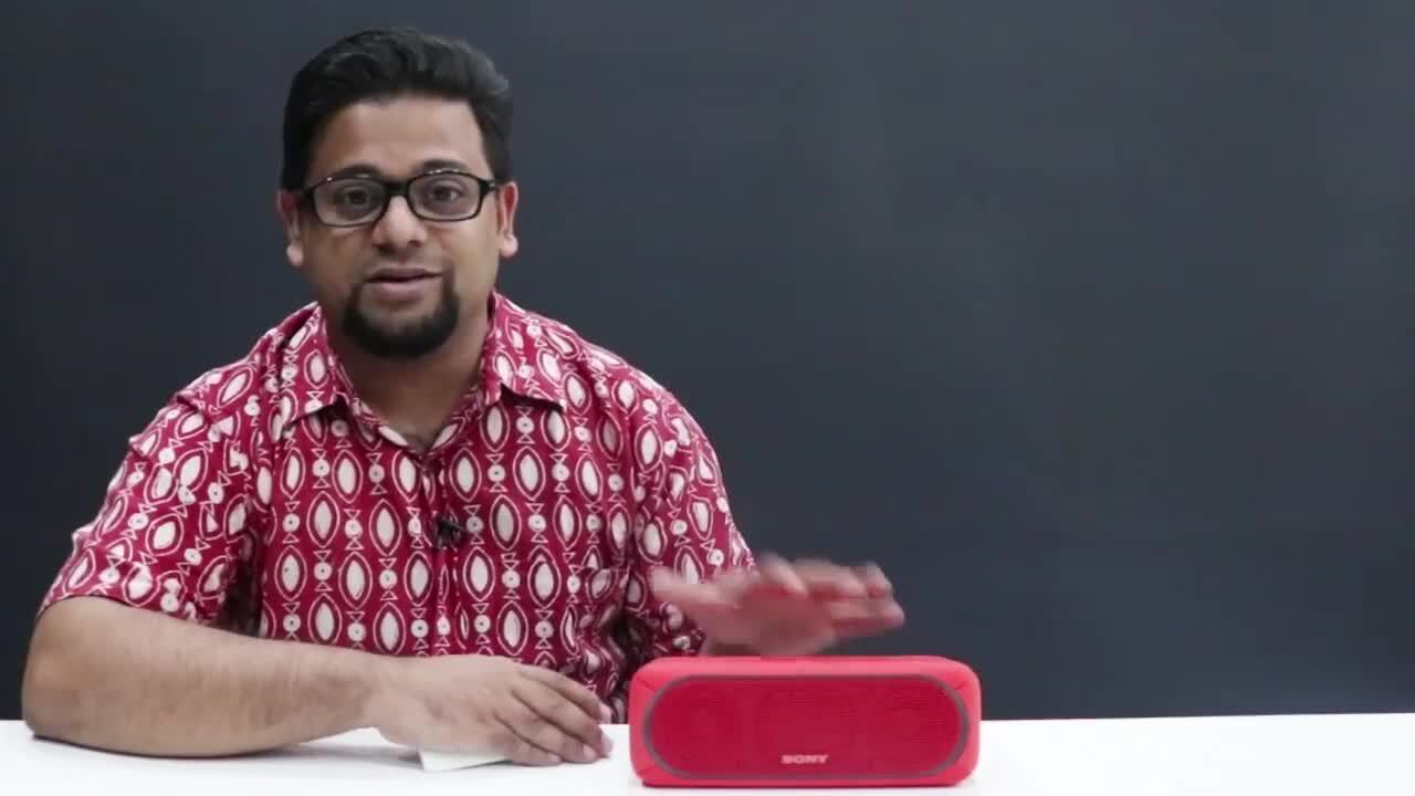 Sonys 2017 Audio Range Review Srs Xb Bluetooth Docks Mdr Xb510as Jgos17 Sony Headphones Zx110 Ap Black And More Technology News The Indian Express
