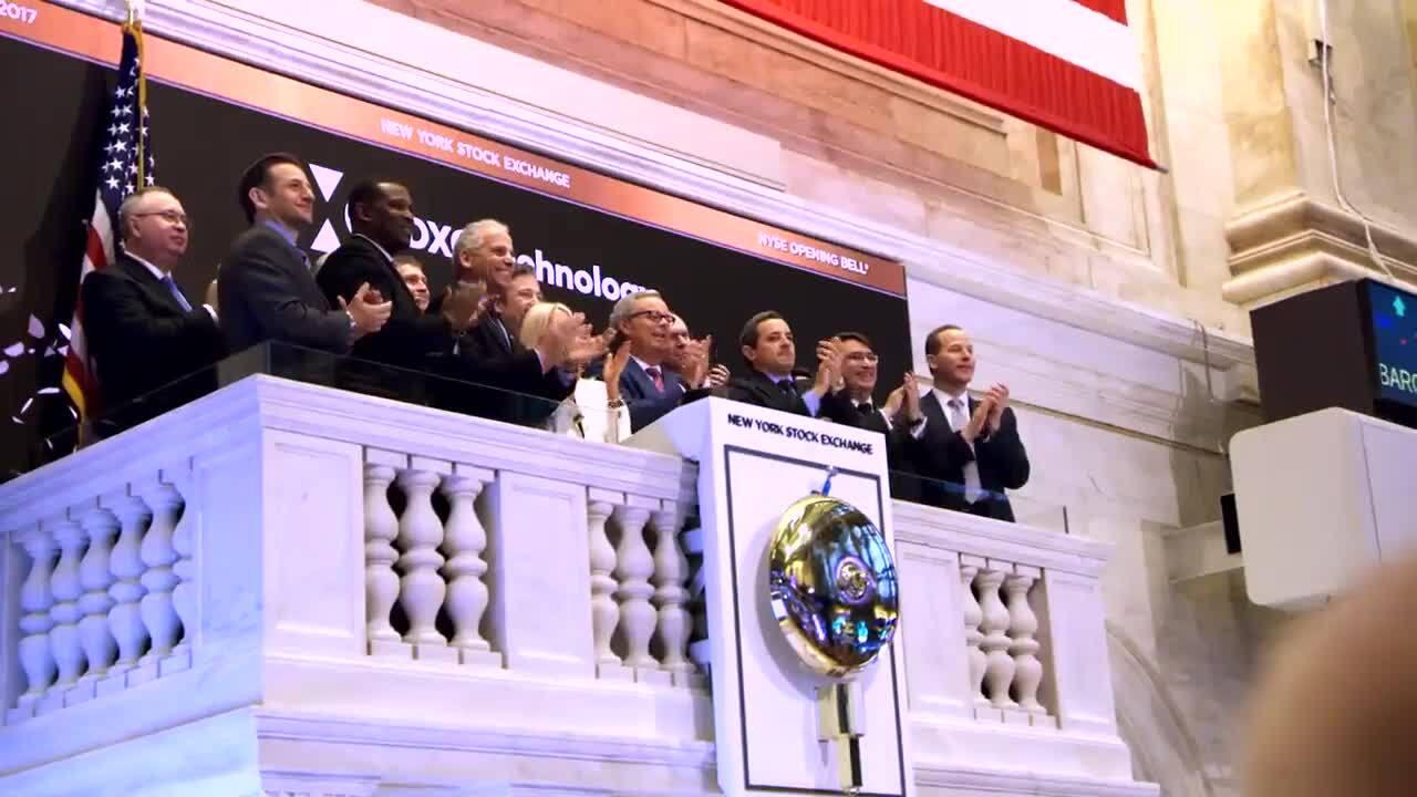 New York Stock Exchange | DXC Technology