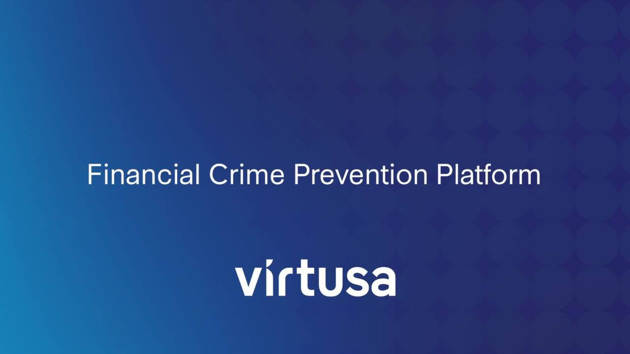Financial Crime Prevention Platform