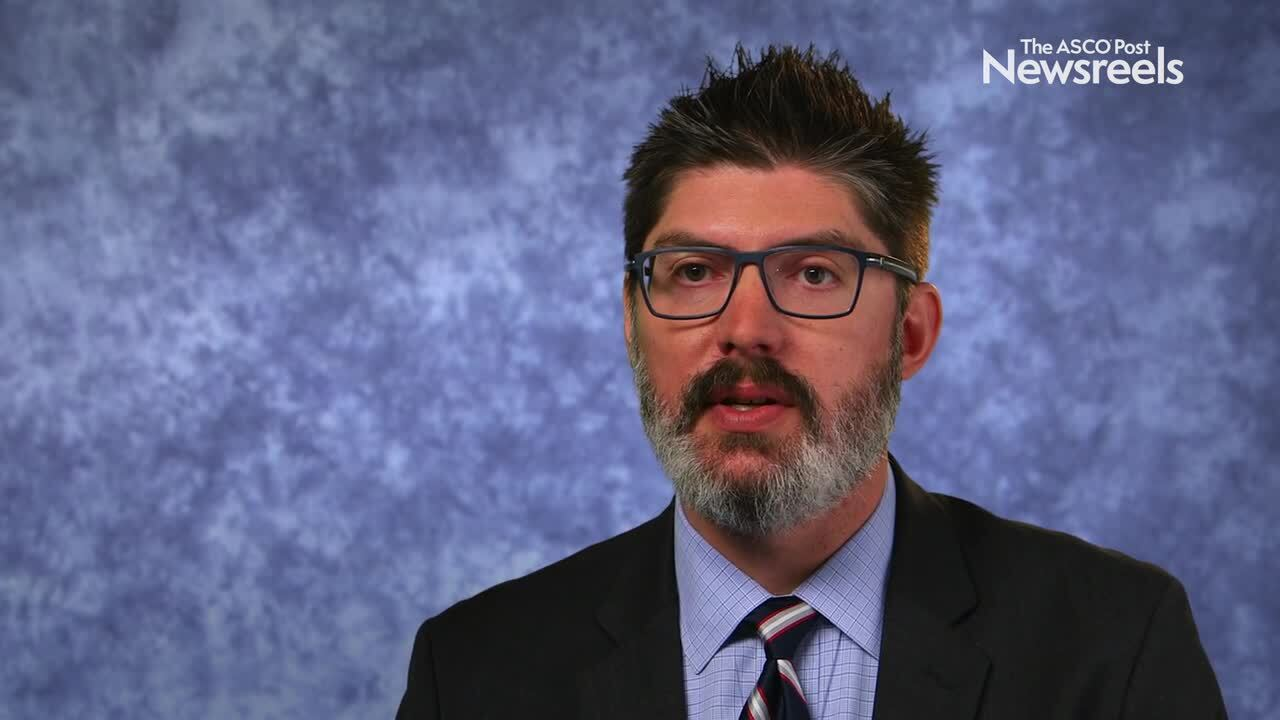 Frederick L. Locke, MD, on Innovative CAR-T Cell Therapies: The Patient Experience