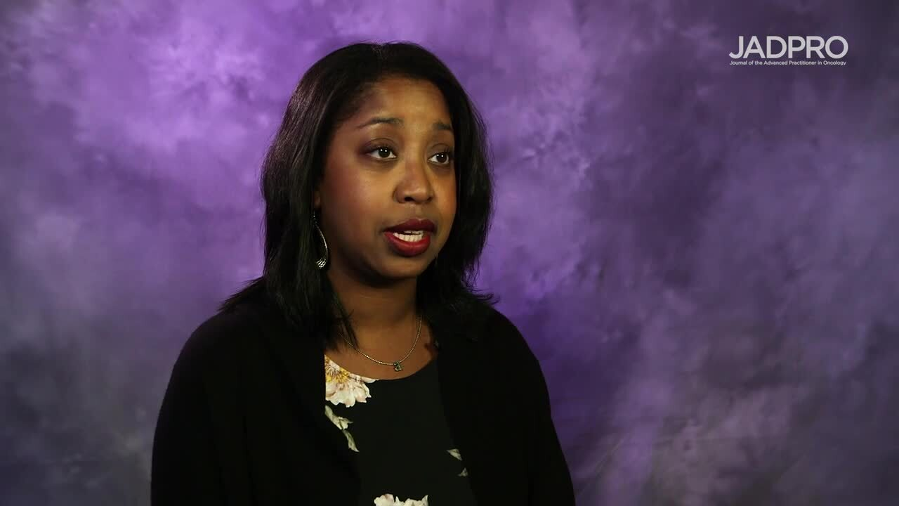 Amy Pierre, ANP-BC, on Multiple Myeloma: Autologous Stem Cell Transplant in Older Patients