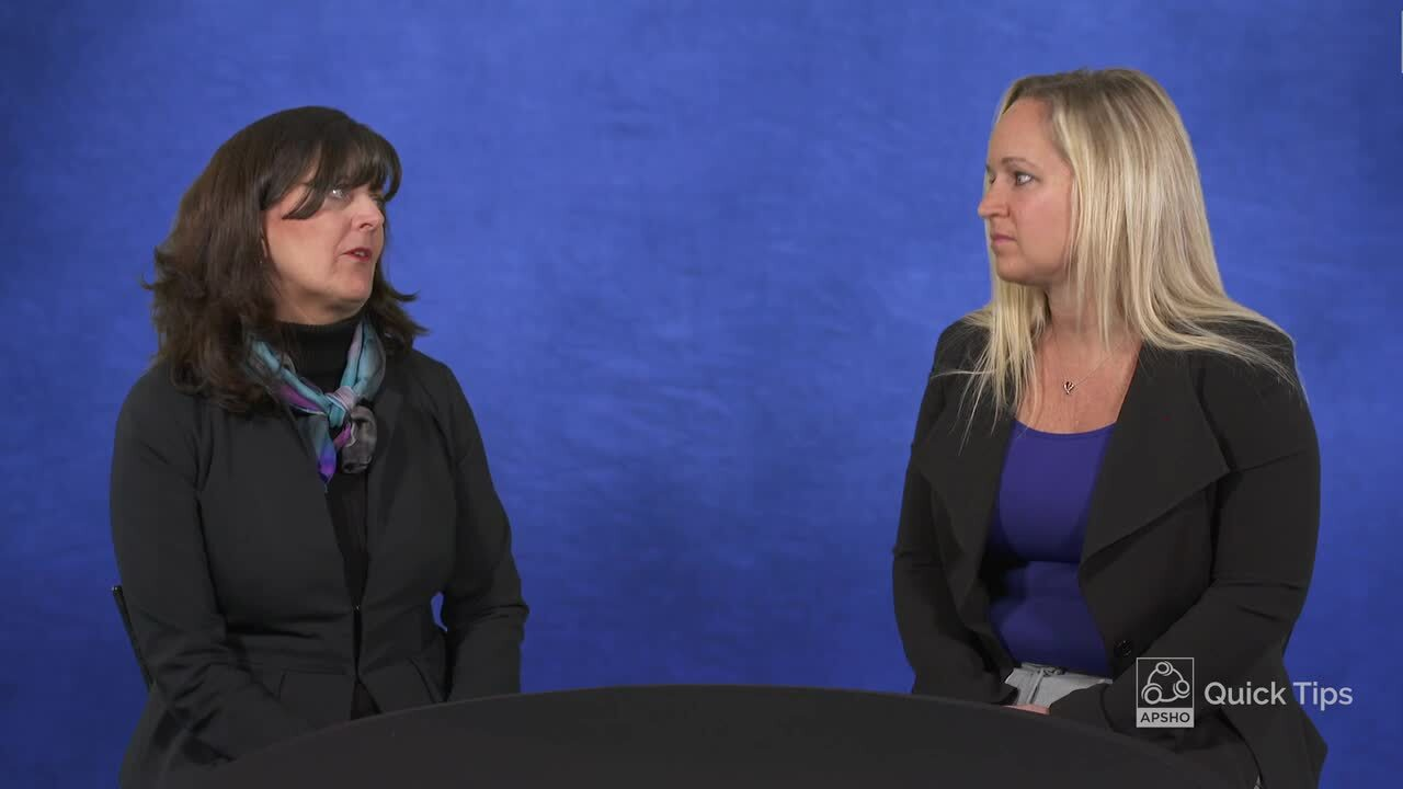 What are the best ways to manage the adverse events of EGFR and ALK inhibitors?