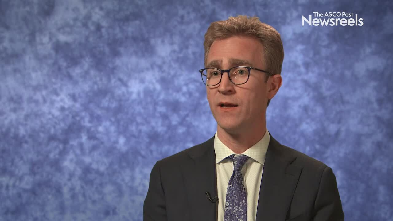 Aaron S. Mansfield, MD, on Treating Rare Thoracic Cancers: Status Update