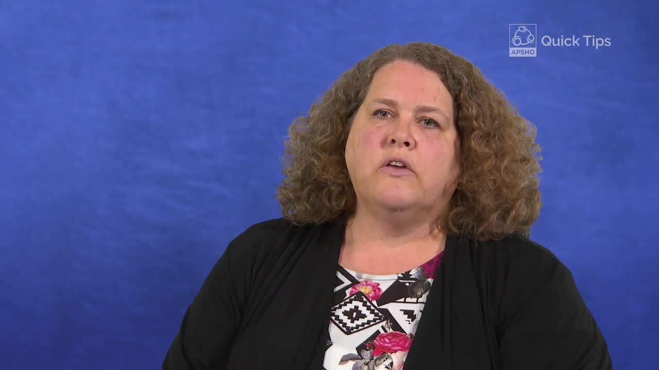 What is the best way to counsel patients with classical Hodgkin lymphoma on the early detection and prevention of adverse events?