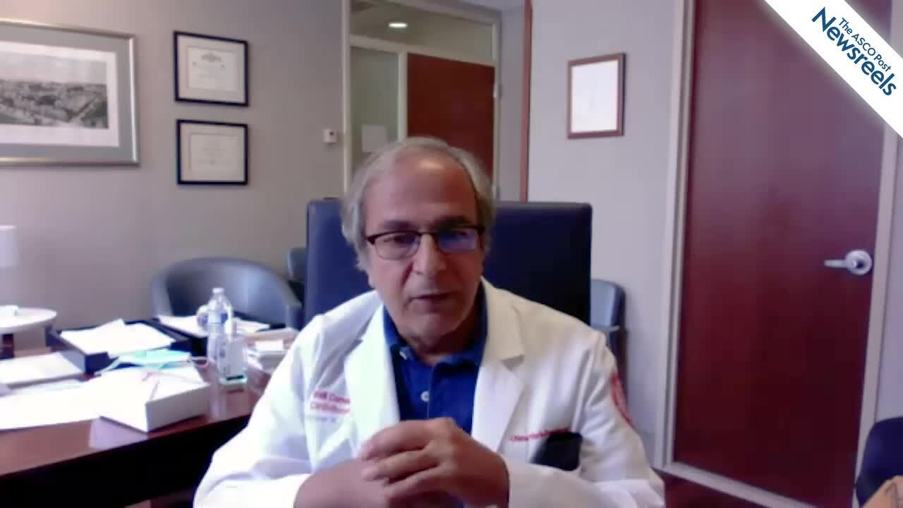Nasser K. Altorki, MD, on Lung Cancer: Radiotherapy and Immune Checkpoint Blockade in the Neoadjuvant Setting