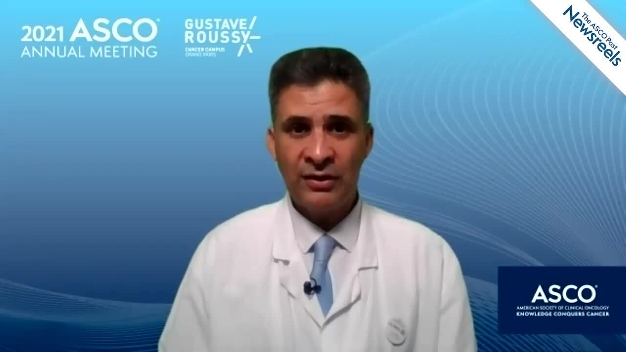 Karim Fizazi, MD, PhD, on Prostate Cancer: Abiraterone Acetate, Prednisone, and Radiotherapy in Metastatic Disease
