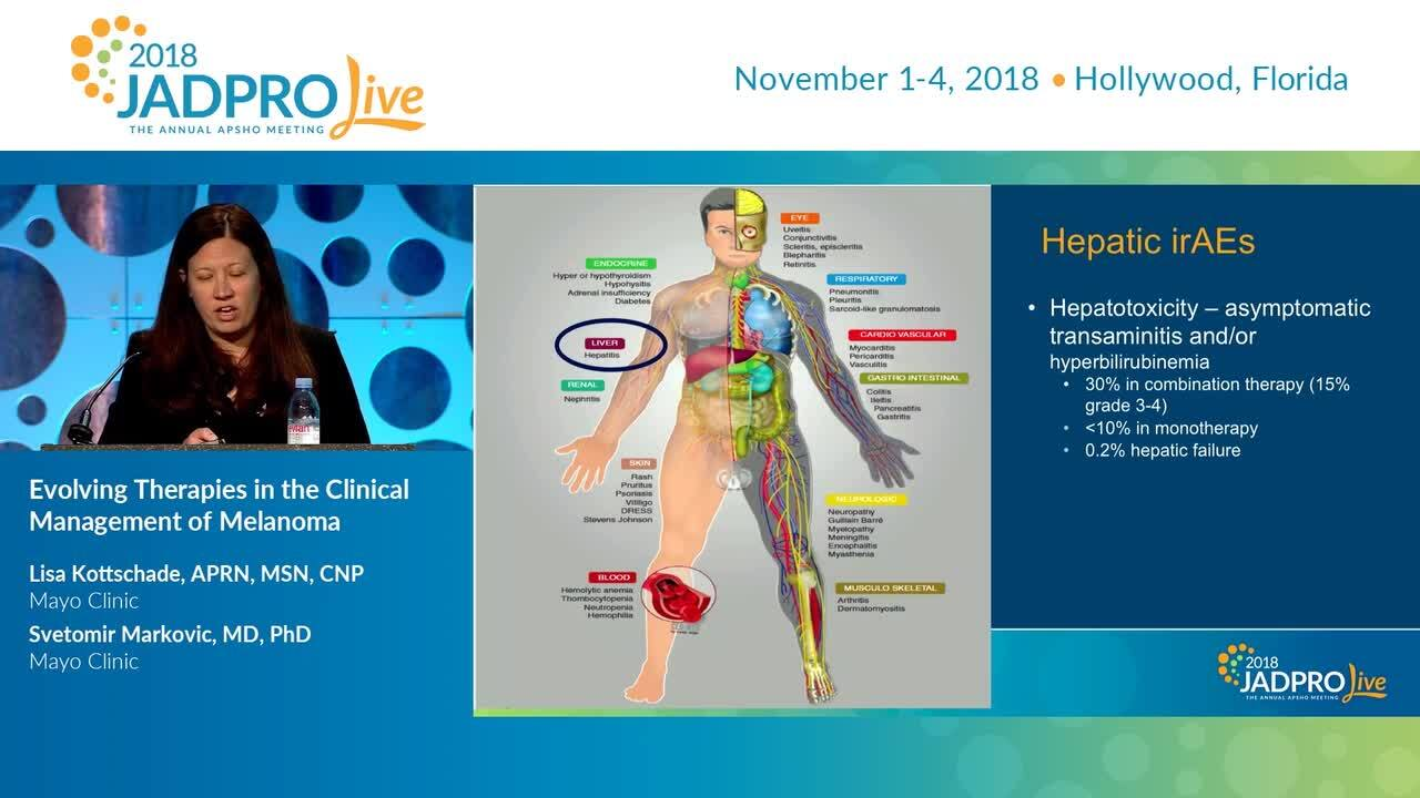Evolving Therapies in the Clinical Management of Melanoma