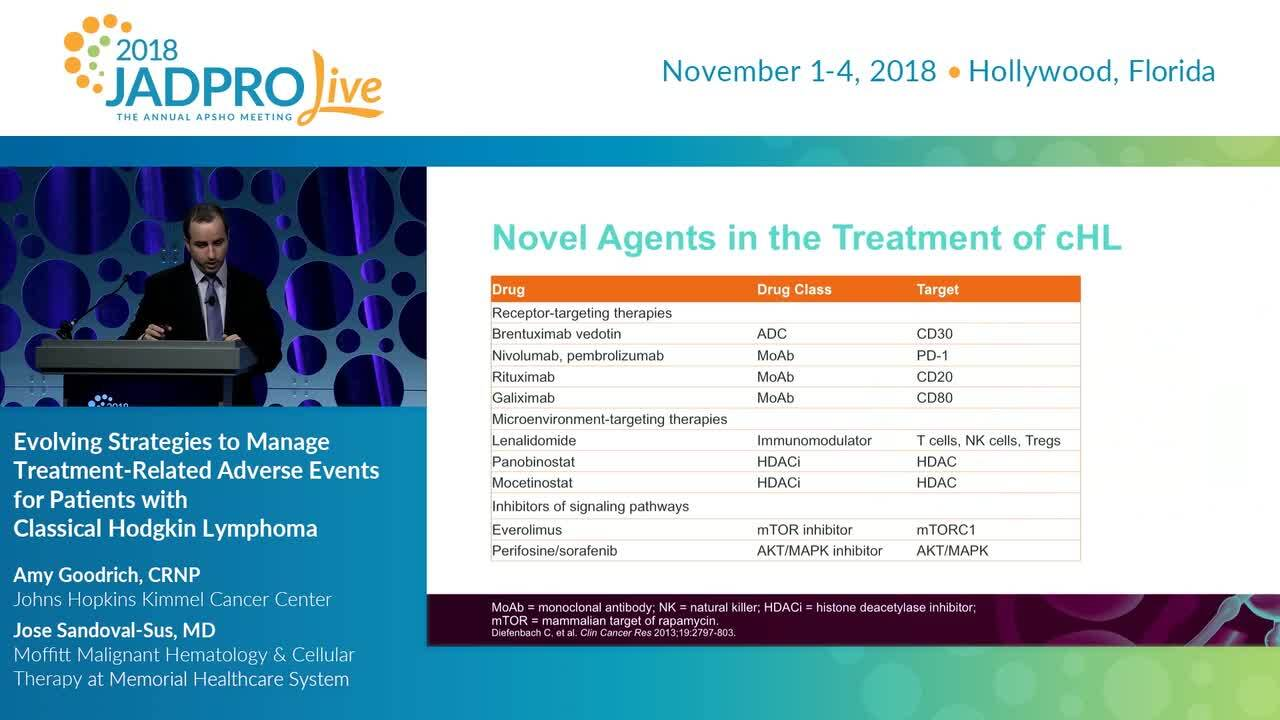 Evolving Strategies to Manage Treatment-Related Adverse Events for Patients With Classical Hodgkin Lymphoma