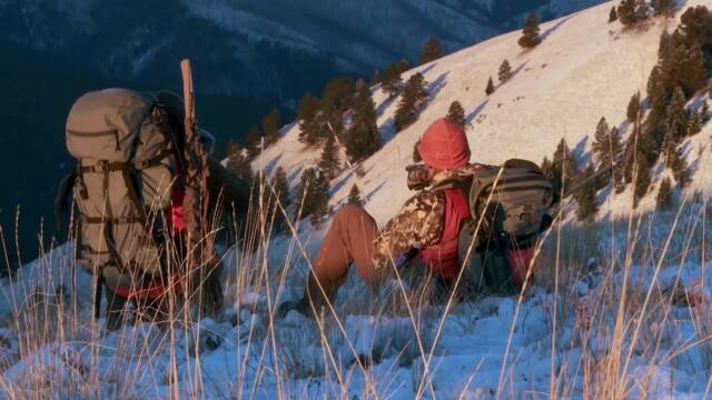 MeatEater Season 7_ Steve and Remi Hunt Late Season Montana Bulls