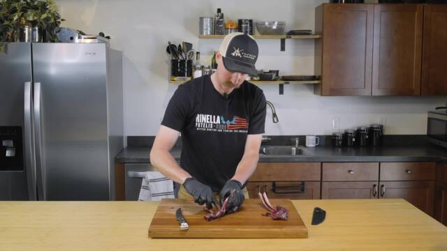 How To Cut A Tomahawk Steak with Ryan Callaghan