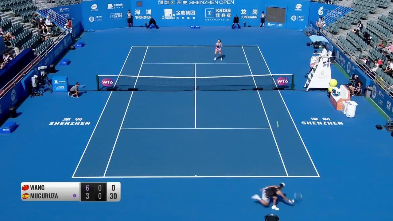 2020 WTA Shenzhen Open