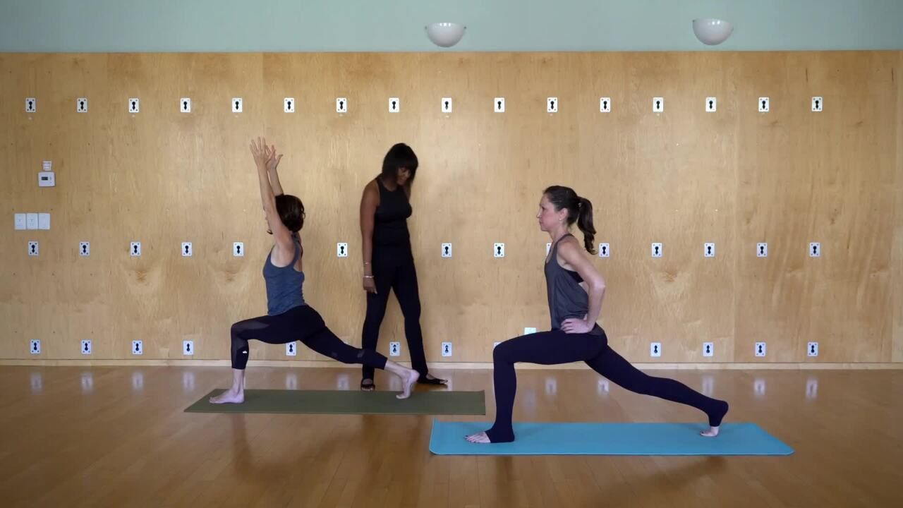 Standing Poses for the Glutes