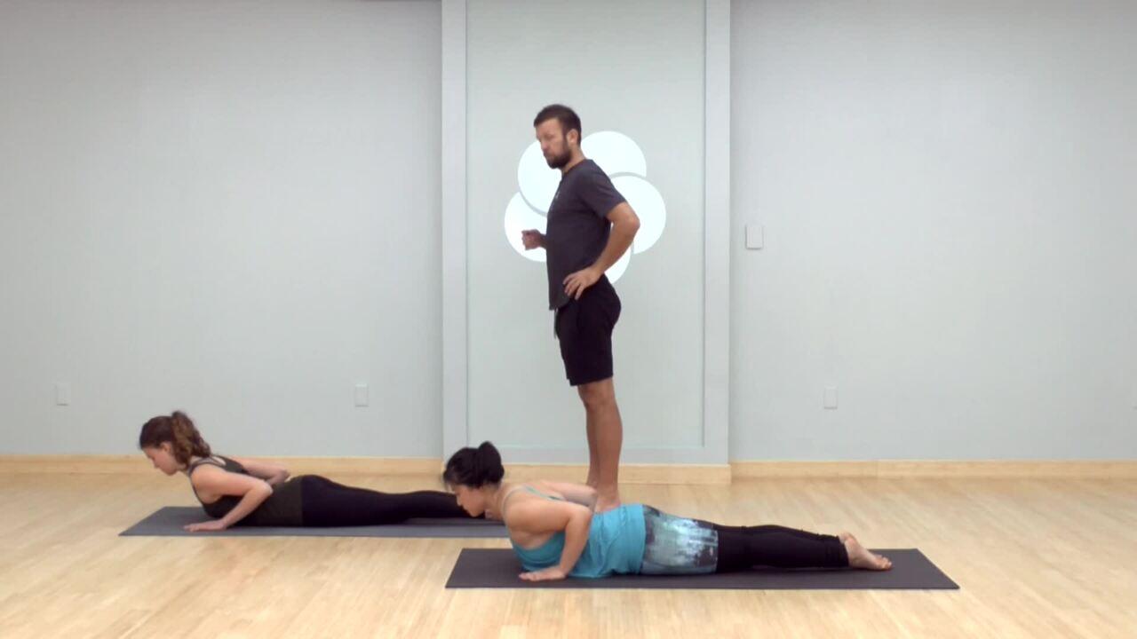 Power Yoga - Alignment