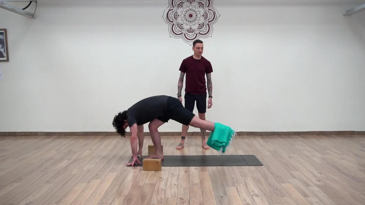 Vinyasa Strength Techniques 2