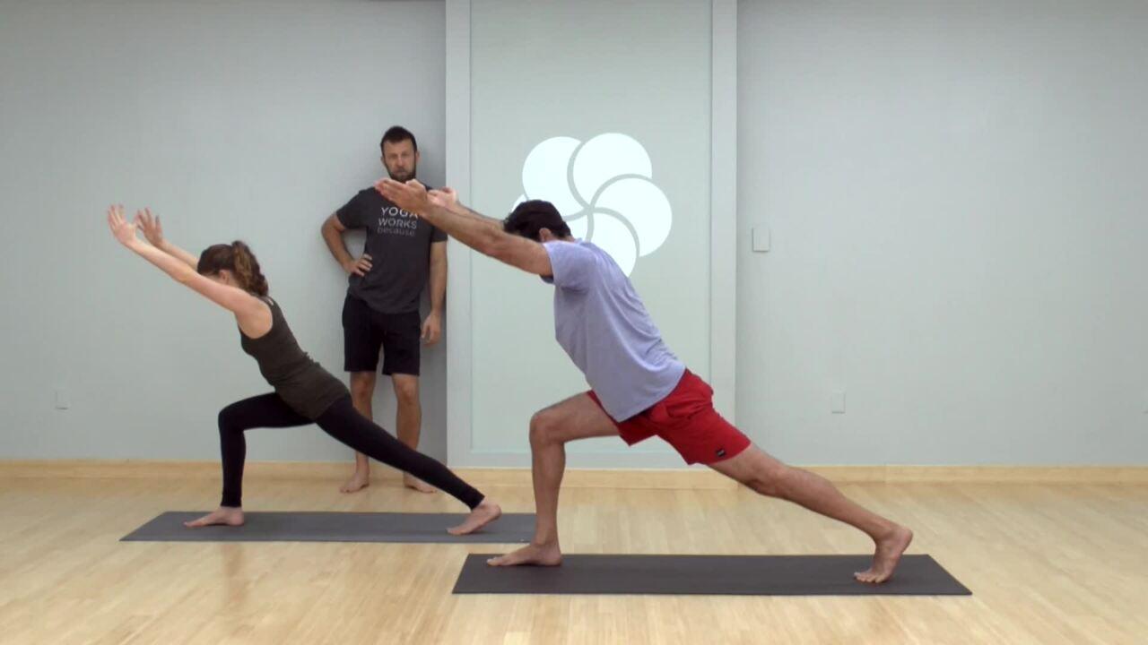 Power Yoga—Series 1